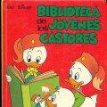 Tebeos: BIBLIOTECA DE LOS JÓVENES CASTORES - WALT DISNEY - Nº20 - AÑO 1984. Lote 41779575