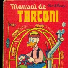 Tebeos: MANUAL DE TARCONI / MONTENA / 1983. Lote 41779808