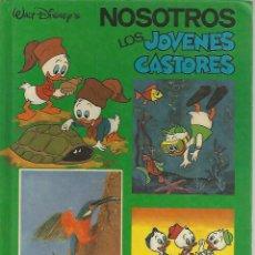 Tebeos: NOSOTROS LOS JOVENES CASTORES Nº 3 - MONTENA 1984. Lote 43279099