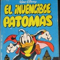 Tebeos: DON MIKI - EL INVENCIBLE PATOMAS - ED. MONTENA. Lote 45104290