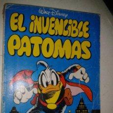 Tebeos: EL INVENCIBLE PATOMAS - EDICIONES MONTENA 1984- ! MUY DIFICIL !. Lote 45708561