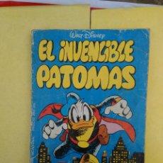 Tebeos: EL INVENCIBLE PATOMAS - MONTENA AÑO 1984. Lote 48016063