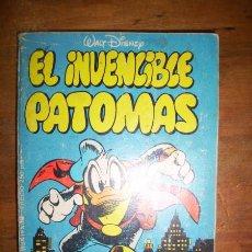 Tebeos: EL INVENCIBLE PATOMAS / WALT DISNEY. Lote 261131260