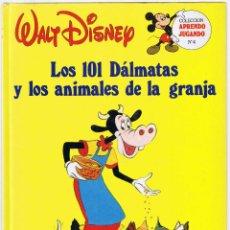 Tebeos: LOS 101 DALMATAS Y LOS ANIMALES DE LA GRANJA - WALT DISNEY. Lote 50492424