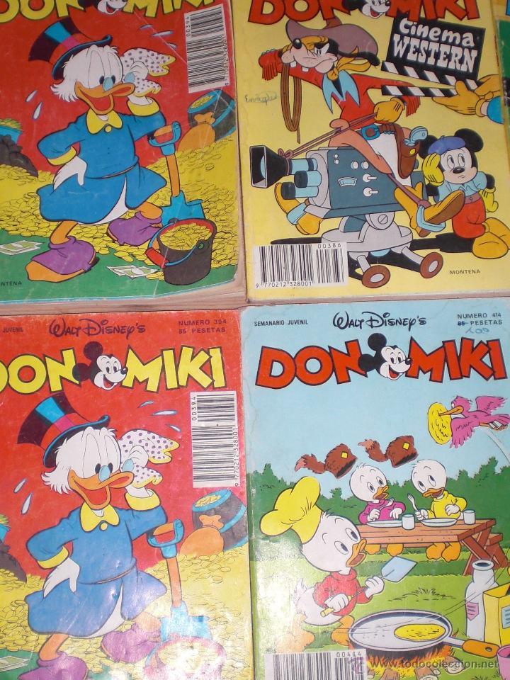 Tebeos: Lote 8 don miki 1983 - Foto 2 - 50823818