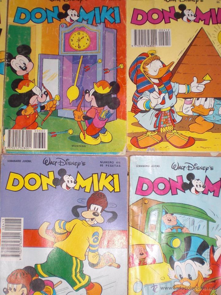 Tebeos: Lote 8 don miki 1983 - Foto 3 - 50823818