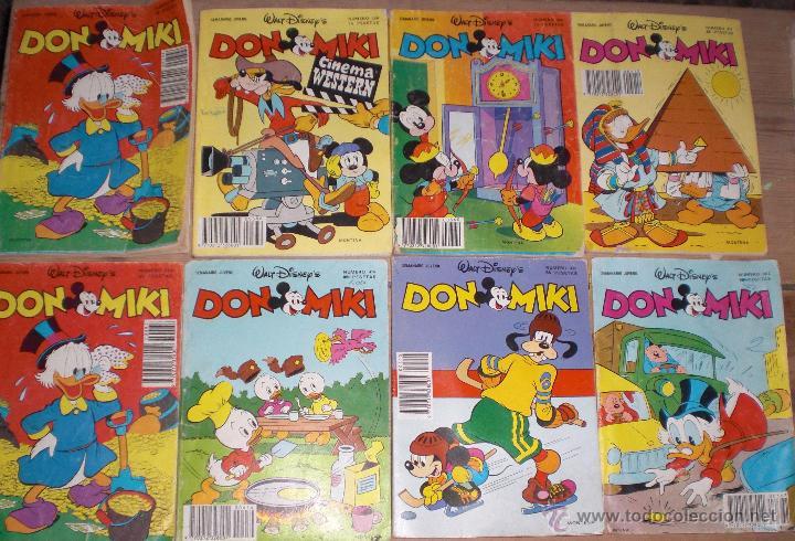 Tebeos: Lote 8 don miki 1983 - Foto 4 - 50823818