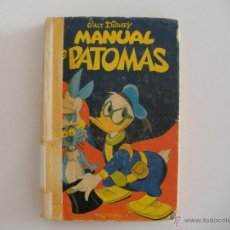 Tebeos: MANUAL PATOMAS - DISNEY. Lote 51542560