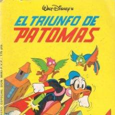 Tebeos: DON MIKI ESPECIAL - EL TRIUNFO DE PATOMAS - ED. MONTENA. Lote 52606039