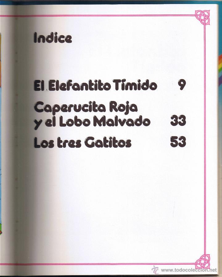 Tebeos: FANTASIAS DISNEY - EL ELEFANTITO TIMIDO Y OTROS CUENTOS - 1986 - Foto 2 - 53409770