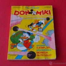 BDs: DON MIKI Nº 60 - MONTENA - WALT DISNEY - 35 PESETAS - 1977 - DINASTÍA DE LOS PATOS - MILIKI. Lote 54645865