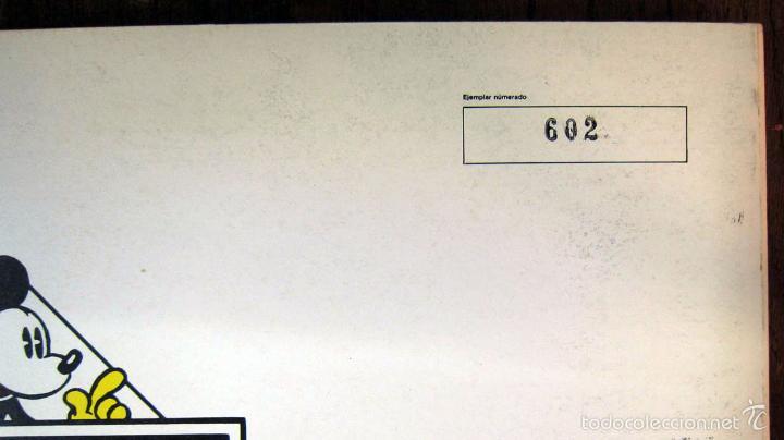 Tebeos: DISNEY - MICKEY MOUSE - TIRAS PERIODISTICAS 1947 Y 1948 - DOS TOMOS - MONTENA 1987 - NUMERADOS - Foto 4 - 57732238