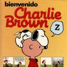 Giornalini: BIENVENIDO CHARLIE BROWN DE SHULZ (MONTENA, 1987). Lote 58134429