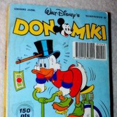 Livros de Banda Desenhada: DON MIKI (TOMO 293 PAGINAS+ RECORTABLES).REIMPRESION Nº42 (OFERTA). Lote 58710052