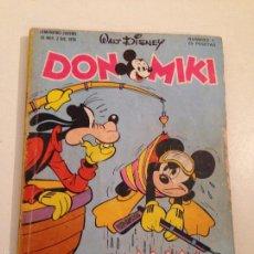 Tebeos: DON MIKI Nº 7. MONTENA 1976. CON LOS PUNTOS.. Lote 59344000