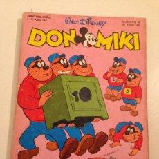 Tebeos: DON MIKI Nº 34. MONTENA 1977. Lote 59355745