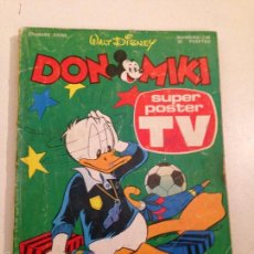 BDs: DON MIKI Nº 136. MONTENA 1979. Lote 59401385