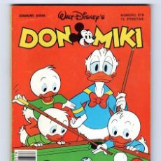 Tebeos: DON MIKI Nº 378 - MONTENA (1984). Lote 60052379