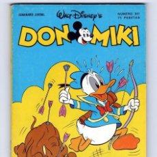 Tebeos: DON MIKI Nº 351 - MONTENA (1983) - WALT DISNEY. Lote 60202231