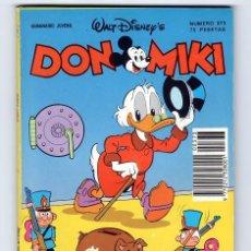 Tebeos: DON MIKI Nº 373 - MONTENA (1984) - WALT DISNEY. Lote 60254555