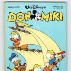 Tebeos: DON MIKI Nº 365 - MONTENA (1983) - WALT DISNEY. Lote 27322911