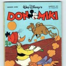 Tebeos: DON MIKI Nº 364 - MONTENA (1983) - WALT DISNEY. Lote 60259559