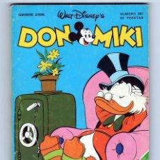 Tebeos: DON MIKI Nº 297 - MONTENA (1982) - WALT DISNEY. Lote 60261115