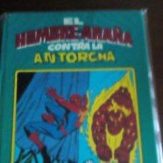 Tebeos: EL HOMBRE ARAÑA CONTRA LA ANTORCHA HUMANA. Lote 60383283