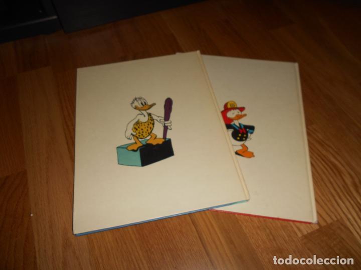 Tebeos: WALT DISNEY PATO DONALD EDIT. MONTENA NºS 1 Y 3 DONALD JEFE BOMBEROS 1ª EDICION 1980 PERFECTOS - Foto 3 - 62332452