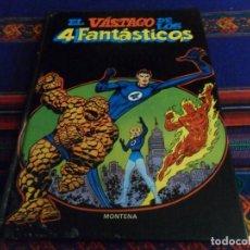 Tebeos: EL VÁSTAGO DE LOS 4 FANTÁSTICOS . MONTENA 1981. TAPA DURA. BUEN ESTADO.. Lote 63287924