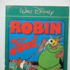 Tebeos: COMIC - ROBIN HOOD . W. DISNEY - ED. MONTENA - AÑO 1981 . Lote 63991631