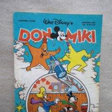 Tebeos: DON MIKI Nº 660 MONTENA 1989. Lote 65997558