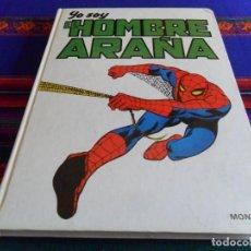 Tebeos: SPIDERMAN YO SOY EL HOMBRE ARAÑA. MONTENA 1980. MUY BUEN ESTADO. REGALO 2 SPIDERMAN RÚSTICA ERSA MBE. Lote 69068117