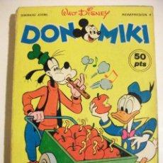 Tebeos: 1976 DON MIKI Nº R - 4 ( 3 NUM EN UNO Nº 13, 14 Y 15) WALT DISNEY. Lote 73834703