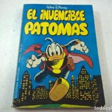 Tebeos: EL INVENCIBLE PATOMAS - MONTENA - WALT DISNEY-N. Lote 74378503