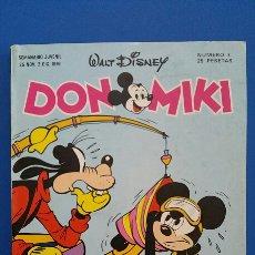 BDs: TEBEO DON MIKI Nº 7 MONTENA WALT DISNEY - 1976. Lote 105183594