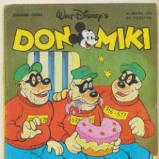 BDs: DON MIKI Nº 315.. Lote 82291984