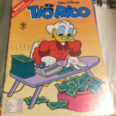 Tebeos: COMIC DISNEY. TÍO RICO', Nº 20. EDITADO POR CINCO EN COLOMBIA EN 1990. DONALD, MICKEY Y SUS AMIGOS.. Lote 83770464