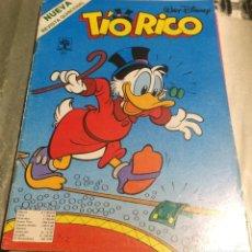 Tebeos: COMIC DISNEY. TÍO RICO', Nº 21. EDITADO POR CINCO EN COLOMBIA EN 1990. DONALD, MICKEY Y SUS AMIGOS.. Lote 83770500
