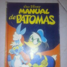 Tebeos: MANUAL DE PATOMÁS. EDITORIAL MONTENA. Lote 85778016