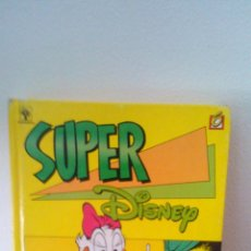 Tebeos: SUPER DISNEY - NUMERO 6 - 1991 - EDITORIAL PRIMAVERA (C)DISNEY. Lote 86639496