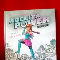 Tebeos: ADELITA POWER - THE ORIGINS. Lote 87147876