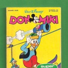 Tebeos: DON MIKI Nº 122 - SEMANARIO JUVENIL - WALT DISNEY PRODUCTIONS. (1979). CON PUNTOS.. Lote 91287805
