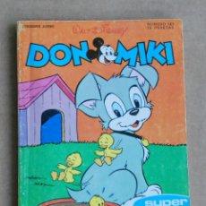 Tebeos: DON MIKI Nº 167 MONTENA WALT DISNEY 1976. Lote 96188359