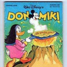Tebeos: DON MIKI Nº 263 - MONTENA (1981). Lote 27399902