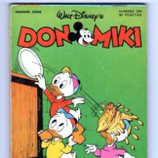 Tebeos: DON MIKI Nº 255 - MONTENA (1981). Lote 96268475