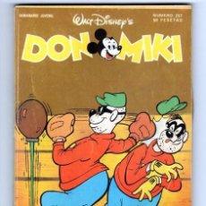 Tebeos: DON MIKI Nº 257 - MONTENA (1981). Lote 96297963