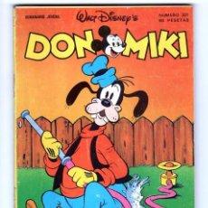 Tebeos: DON MIKI Nº 321 - MONTENA (1982). Lote 96300839