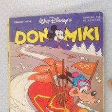 Livros de Banda Desenhada: DON MIKI Nº 328. Lote 99232919