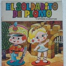 Tebeos: LLUVIA DE ESTRELLAS: EL SOLDADTO DE PLOMO. EDITORIAL BRUGUERA 1981. Lote 99253679